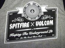 Other Photo1: VOLCOM / Spitfire 3/4 Raglan