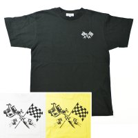 B.W.G / Checker Ink / Tシャツ【全3色】