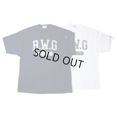 画像1: B.W.G / CRACK LOGO / Tシャツ