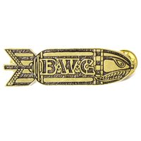 B.W.G x HATCHET / SHARK MOUTH / ピンズ