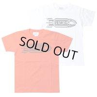 30%OFF!!B.W.G / SHARK MOUTH / KIDSTシャツ(全2色)