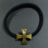 "HATCHET METAL WORK STUDIO / ""Iron Cross"" Concho / コンチョ"