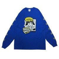 B.W.G / CHOPPER/ L/S Tシャツ(全2色)