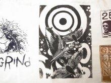 """Other Photo2: VIOLENTGRIND / 25th記念 / 手刷りマルチプリントTシャツ""""3"""""""