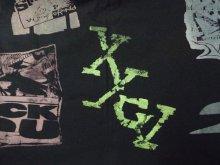 "Other Photo2: VIOLENTGRIND / 25th記念パート2 / 手刷りマルチプリントTシャツ""5"""