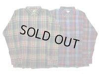 L.I.F.E / #9 SHIRTS / チェックシャツ