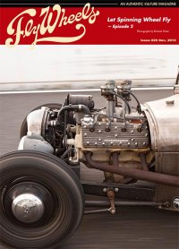 SALE!!FLY WHEELS / ISSUE#20