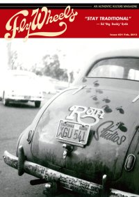 FLY WHEELS / ISSUE#21
