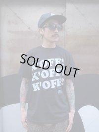 少量再生産!!SPAZ / K'OFF! / Tシャツ