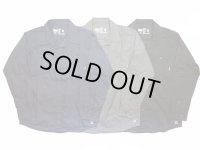BLUCO / スタンダードワークシャツ(全5色)
