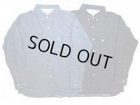 在庫残り僅か!!BLUCO / タンガリーボタンダウンシャツ