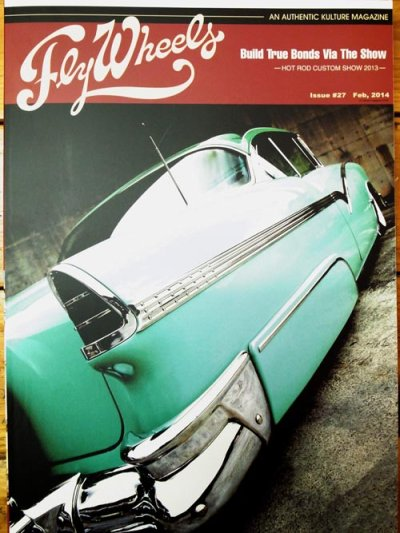 画像1: SALE!!FLY WHEELS / ISSUE#27