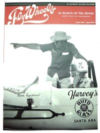 SALE!!FLY WHEELS / ISSUE#30