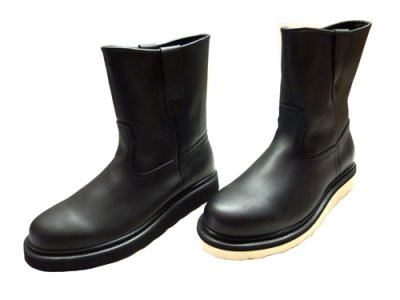 画像1: BLUCO x BLACK DALLAS / ENGINNER PECOS BOOTS / ペコスブーツ