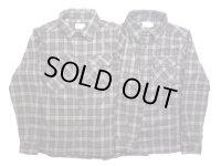 グレーのみ再入荷!!THE HIGHEST END / Check Shirts / チェックシャツ
