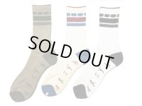 ARETH / Middle Sox(全5色)