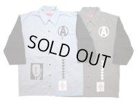Lサイズも入荷!!ANARC / 3/4 CHAMBLE / シャンブレーシャツ