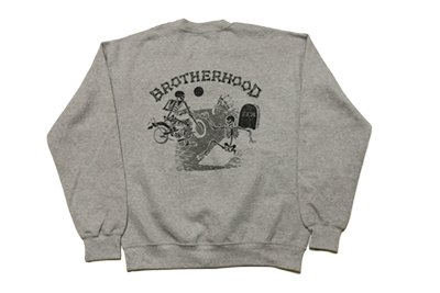 画像3: SALE!!4Q Conditioning / BROTHERHOOD / スウェット