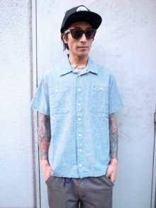 Other Photo1: BLUCO / STANDERD WORK SHIRTS / ワークシャツ