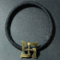 "HATCHET METAL WORK STUDIO / ""SWASTIKA"" Concho / コンチョ"