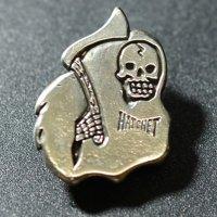 """HATCHET METAL WORK STUDIO / """"GRIM"""" Pins / ピンズ"""