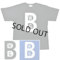 B.W.G / Designed by WRITELEFT Tee / Tシャツ【全3色】