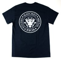 "HATCHET METAL WORK STUDIO / ""HATCHET"" TEE / S/S T-SHIRTS"