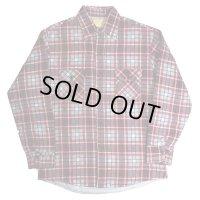 USED / キルティングネルシャツ  / ネルシャツ