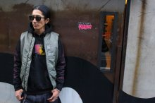 Other Photo1: UNCROWD / MA-1 VEST / ベスト / 全2色