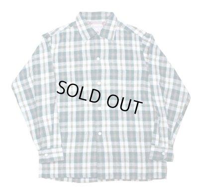画像1: USED / ウールシャツ  / L/S SHIRTS