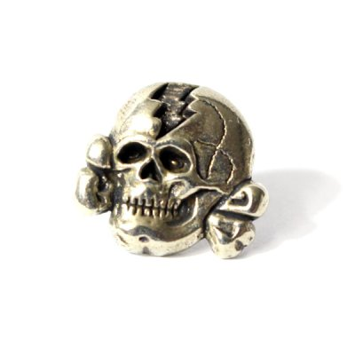 "画像1: HATCHET METAL WORK STUDIO / ""Skull"" Pins / ピンズ"