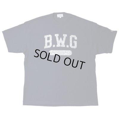 画像2: 30%OFF!!B.W.G / CRACK LOGO / Tシャツ