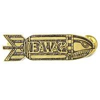 B.W.G x HATCHET / SHARK MOUTH / ピンズ