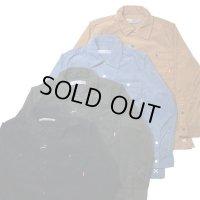 BLUCO / CORDUROY WORK SHIRTS L/S / コーデュロイシャツ