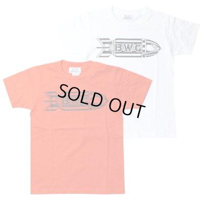 画像1: 30%OFF!!B.W.G / SHARK MOUTH / KIDSTシャツ(全2色)