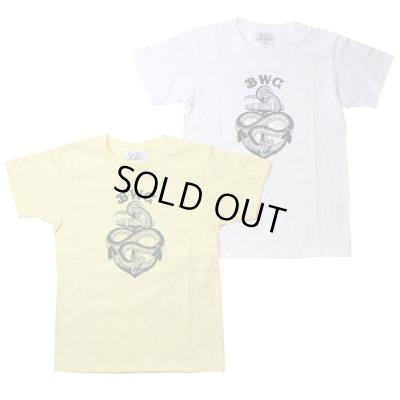 画像1: 30%OFF!!B.W.G / ANCHOR / KIDSTシャツ(全2色)