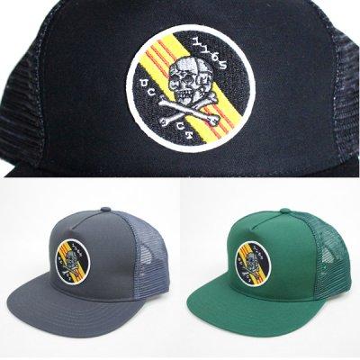 画像1: UNCROWD / ORIGINAL MESH CAP -UCCT / 全3色