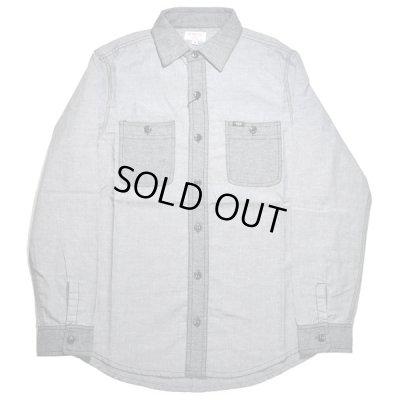 画像2: THE HIGHEST END / Chambray Work Shirts  L/S / L/S シャンブレーシャツ