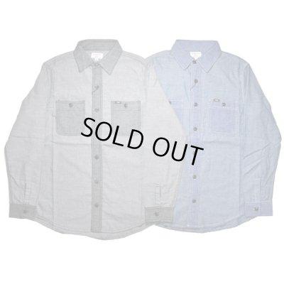 画像1: THE HIGHEST END / Chambray Work Shirts  L/S / L/S シャンブレーシャツ
