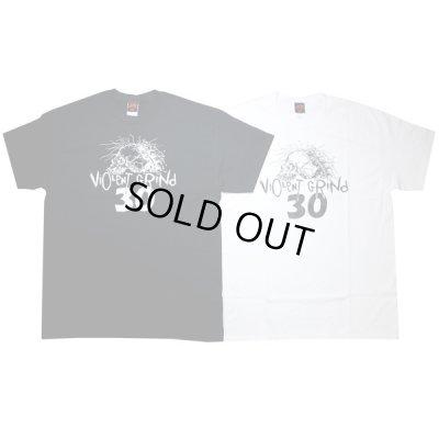 画像1: VIOLENTGRIND / SKULL 30 / 30th anniversary Tシャツ