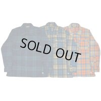 BLUCO/ HEAVY NEL SHIRTS / ネルシャツ