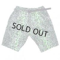 NADA. / leopard patten shorts