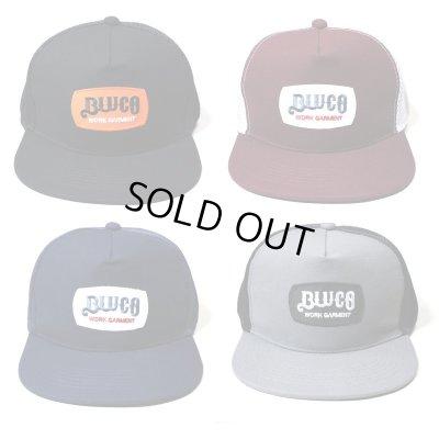 画像1: BLUCO / ORIGINAL MESH CAP -BLUCO- / 全4色
