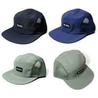 BLUCO / ORIGINAL SIDE MESH JET CAP -MINI LOGO- / 全3色