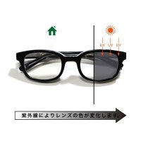 UNCROWD / HELLA(調光レンズ)/ サングラス