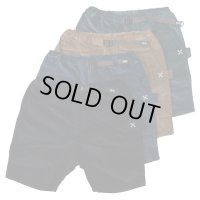 BLUCO / EASY PAINTER SHORTS -Corduroy-  / ショーツ(4色)