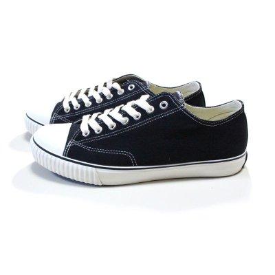 画像2: THE HIGHEST END / Canvas Training Shoes / スニーカー(BLACK)