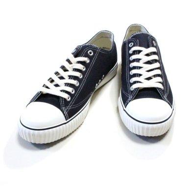 画像1: THE HIGHEST END / Canvas Training Shoes / スニーカー(BLACK)