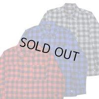 BLUCO / BUFFALO CHECK SHIRTS / シャツ(全3色)