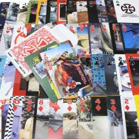 INDEPENDENT / HOLD' EM PLAYING CARDS / トランプ